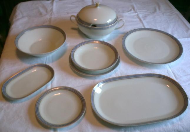 Servizio piatti bavaria for Servizio di piatti